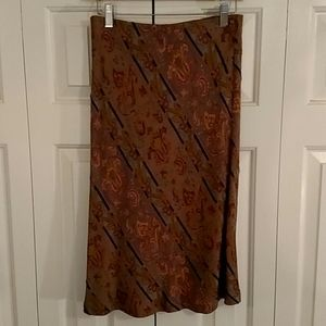 Cabi Skirt Old World Tapestry Vibe Sz. XS